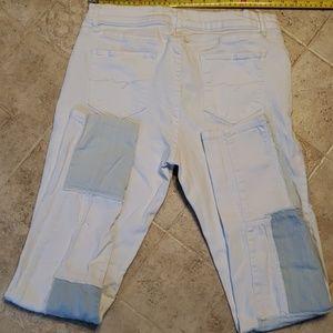 New York & Company Jeans - New York & Company Soho Jean's Legging Size #10